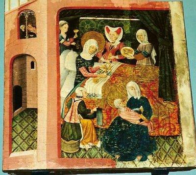 Natividad de La Virgen Santísima NacimientodelaVirgen