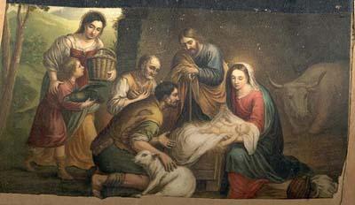 Nace Cristo