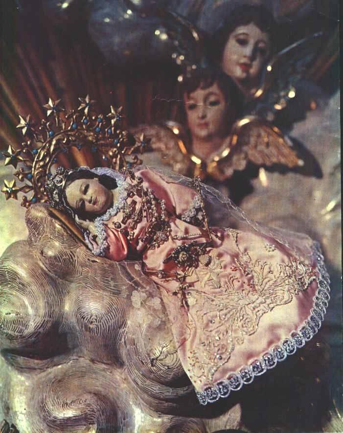 Natividad de La Virgen Santísima Virgen_nina
