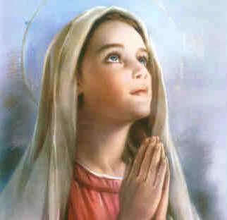 Maríaen el Templo